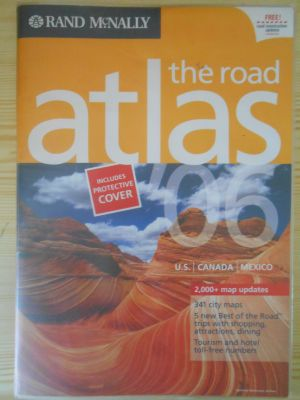 The road atlas U.S., Canada, Mexico